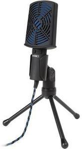 Enhance USB Condenser Microphone w/ Adjustable Stand