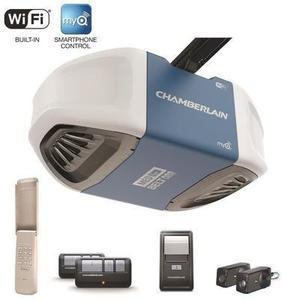 Chamberlain 0.5 Belt Drive Garage Door Opener with Built-In WiFi