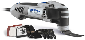 Dremel Multi-Max 32-Piece Corded 3.8-Amp Oscillating Tool Kit