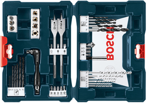 Bosch 41-pc. Screwdriver Bit Set