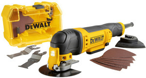 DEWALT 29-Piece Corded 3-Amp Oscillating Tool Kit