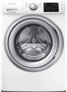 Samsung 4.2-cu ft High-Efficiency Stackable Front-Load Washer Energy Star