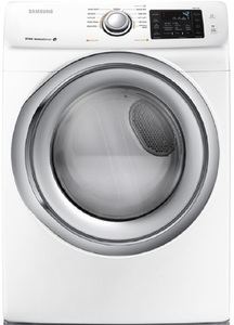 Samsung 7.5-cu ft Stackable Electric Dryer