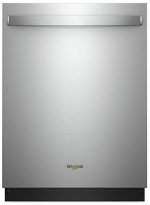 Whirlpool 47-Decibel Built-In Dishwasher