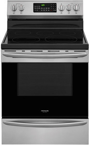 Frigidaire 5.7-cu ft Self-Cleaning Convection Electric Range