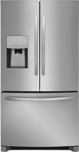 Frigidaire 26.8-cu ft French Door Refrigerator with Ice Maker ENERGY STAR