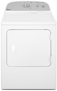 Whirlpool 7-cu ft Electric Dryer