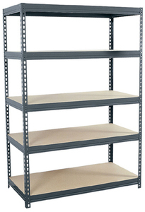 edsal 5-Tier Steel Freestanding Shelving Unit