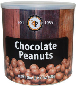 Mills Fleet Farms Chocolate Peanuts - 59 Oz.