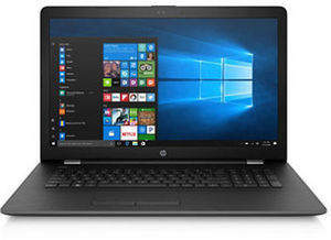 "HP 17.3"" HD+ Notebook, Intel Core i3-7100U DC Processor, 8GB Memory, 2TB Hard Drive, Optical Drive, HD Webcam"