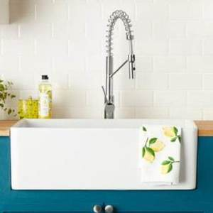 Highpoint Collection Farmhouse Kitchen Sink