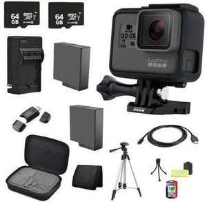 GoPro Hero 5 Bundle