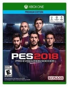 PES 2018 Xbox One