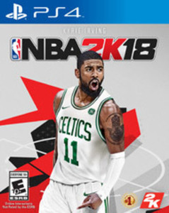 NBA 2K18 by 2K PS4