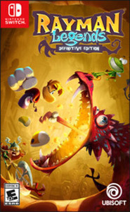 Rayman Legends Definitive Edition by UbiSoft