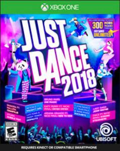 Just Dance 2018 by UbiSoft XB1 Xbox One