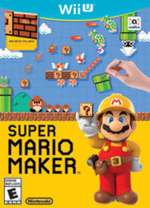 Super Mario Maker Pre-Owned Wii U