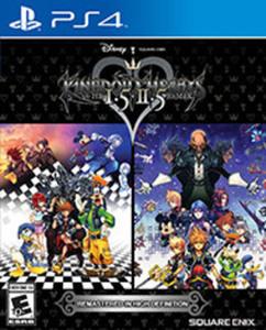 Kingdom Hearts 1.5 + 2.5 Remix by Square Enix PS4