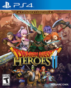 Dragon Quest Heroes II by Square Enix PS4