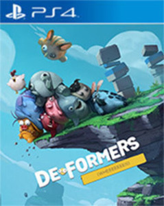 Deformers by GameTrust PS4