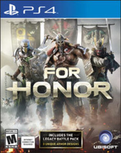 For Honor by UbiSoft