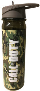 Call of Duty: Camo Logo Water Bottle by Classic Imports