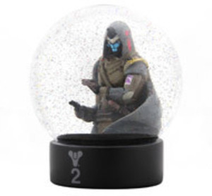 Destiny 2: Cayde-6 Snow Globe - Only at GameStop