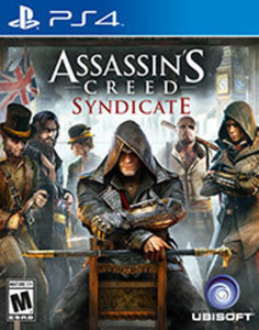 Assassin's Creed Syndicate by UbiSoft PS4