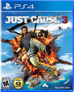 Just Cause 3 by Square Enix PS4