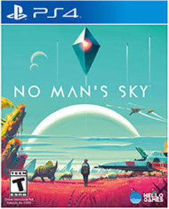 No Man's Sky by Sony Computer Entertainment America Pre-Owned (PS4)