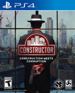 Constructor - Only at GameStop by Deep Silver PS4