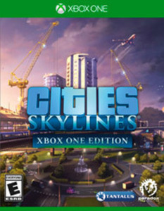 Cities Skylines - Only at GameStop by Deep Silver Xbox One