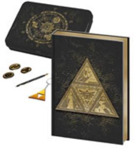 The Legend of Zelda: Tri-Force Journal Set