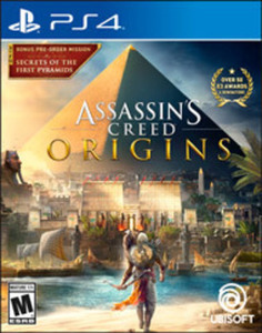 Assassin's Creed: Origins + Season Pass PS4