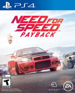 Need for Speed Payback by Electronic Arts PS4
