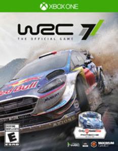 WRC 7 by Maximum Games Xbox One