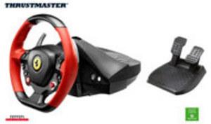 Thrustmaster Ferrari 458 Spider Racing Wheel by Thrustmaster Thrustmaster Ferrari 458 Spider Racing Wheel