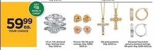 10K Gold Pendants