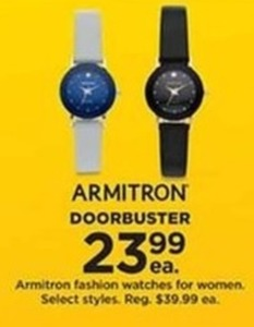 Women's Armitron Fashion Watches
