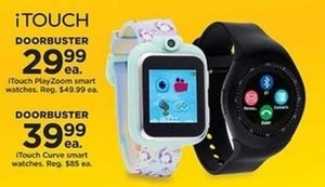 iTouch PlayZoom Smart Watch