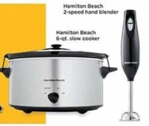 Hamiiton Beach 2 Speed Hand Blender (After Rebate)