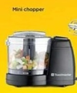 Toastmaster Mini Chopper After Rebate