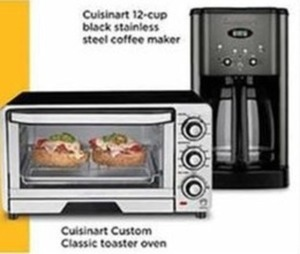 Cuisinart Custom Classic Toaster Oven (With Rebate)