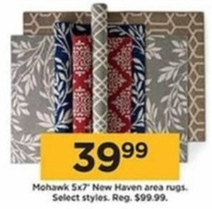 Mohawk 5X7 New Haven Area Rugs