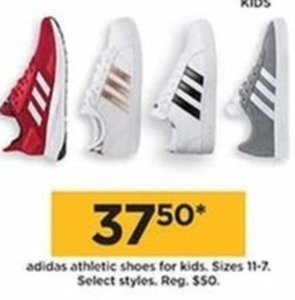 Adidas Athletic Shoes For Kids