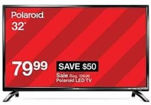 "Polaroid 32"" LED TV"