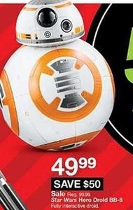 Star Wars Hero Drold BB-8