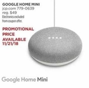 Google Home Mini  - Promotional Price Available