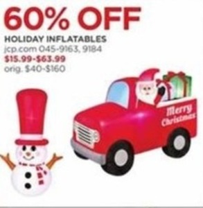 Holiday Inflatables