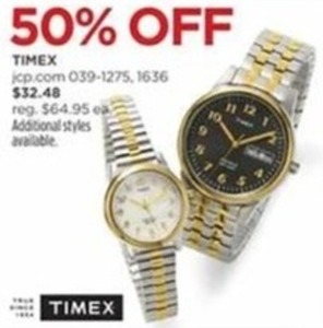 Timex Watches